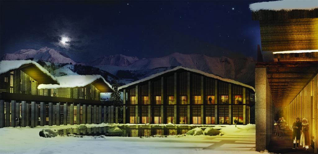 hôtel Le Clos Mont d'Arbois - Megeve