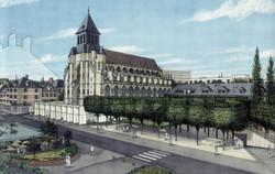 médiathèque - Lisieux