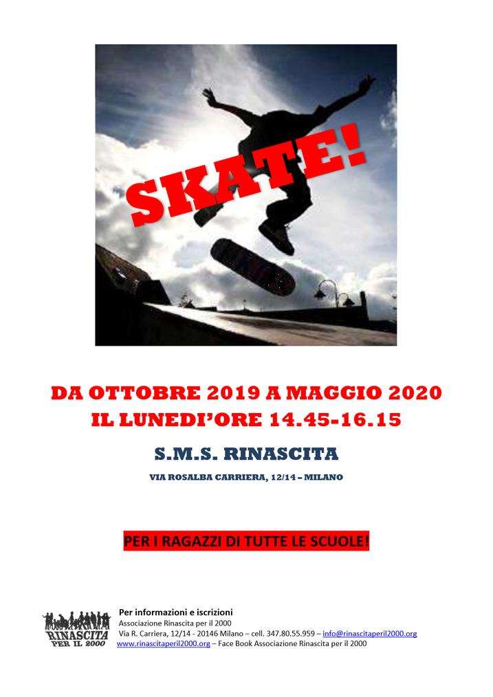 Corso di Skate