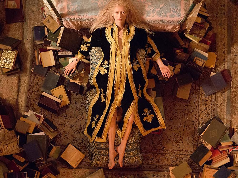 Solo los amantes sobreviven Jim Jarmusch vampiros Tilda Swinton Tom Hiddleston