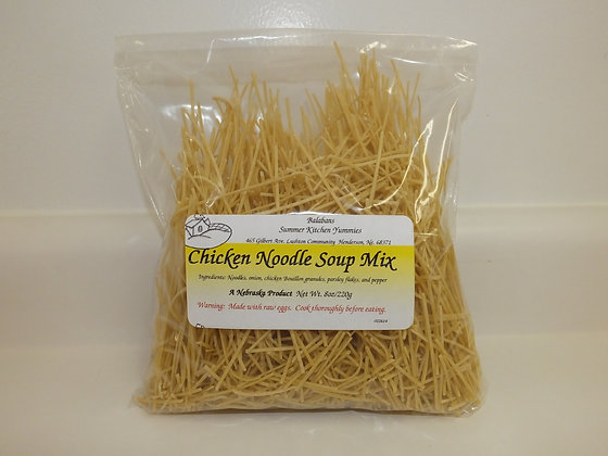 Skinny Chicken Noodle Soup Mix - 8oz.