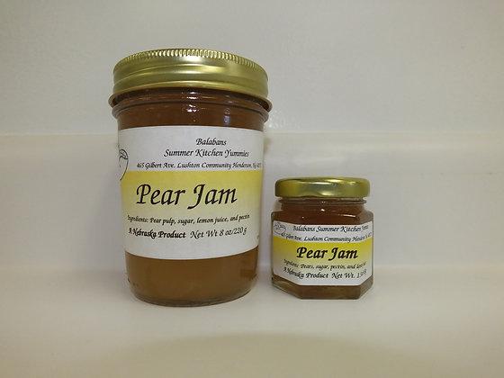 Pear Jam - 1.5oz.