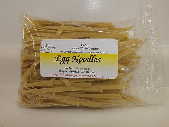 Wide Egg Noodles - 16oz.