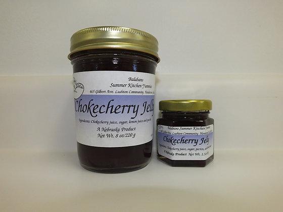 Chokecherry Jelly - 8oz.