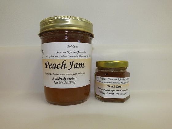 Peach Jam - 8oz.