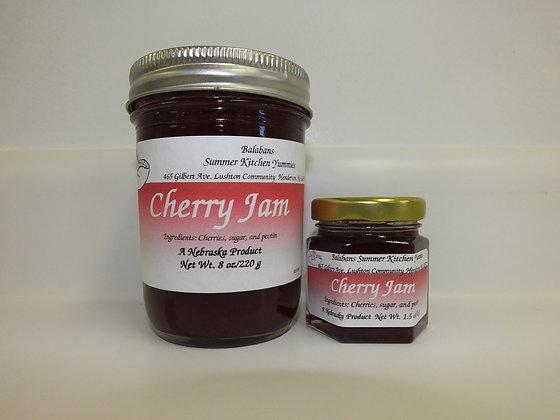 Cherry Jam - 8oz.