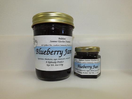 Blueberry Jam - 1.5oz.