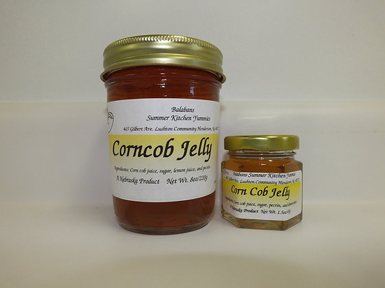 Corn Cob Jelly - 8oz.