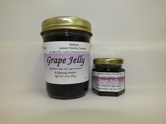 Grape Jelly - 1.5oz.