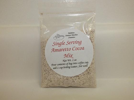 Amaretto Cocoa Mix - 3 Servings