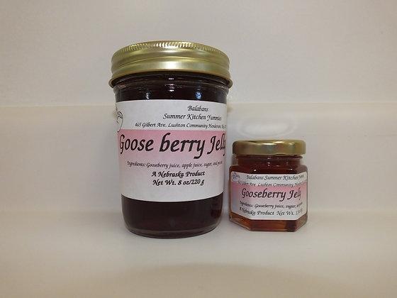 Gooseberry Jelly - 8oz.