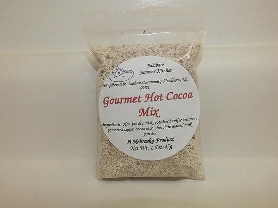 Gourmet Hot Cocoa - 2 Servings