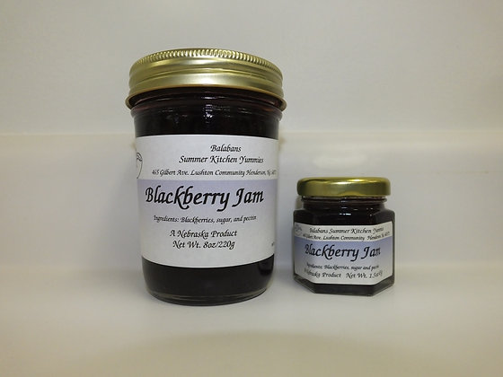 Blackberry Jam - 1.5oz.