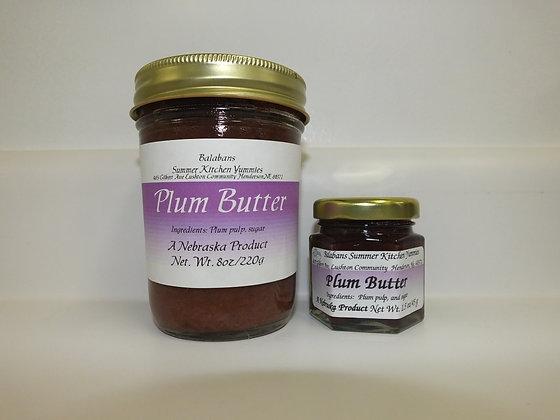 Plum Butter - 1.5oz.