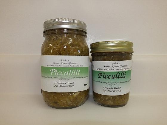 Piccalilli - Half Pint