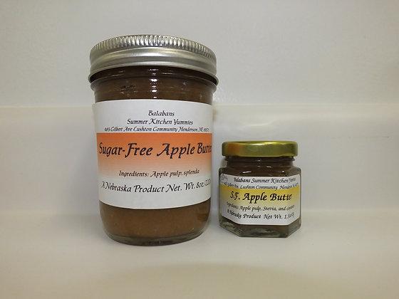 Sugar Free Apple Butter - 8oz.