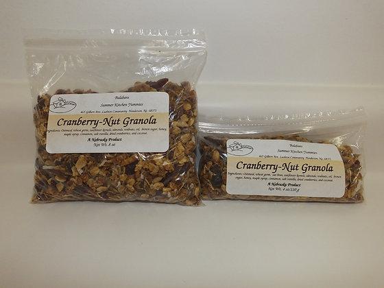 Cranberry - Nut Granola - 4oz.