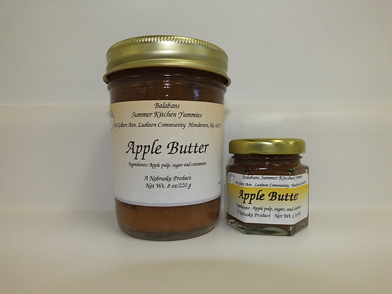 Apple Butter - 1.5oz.