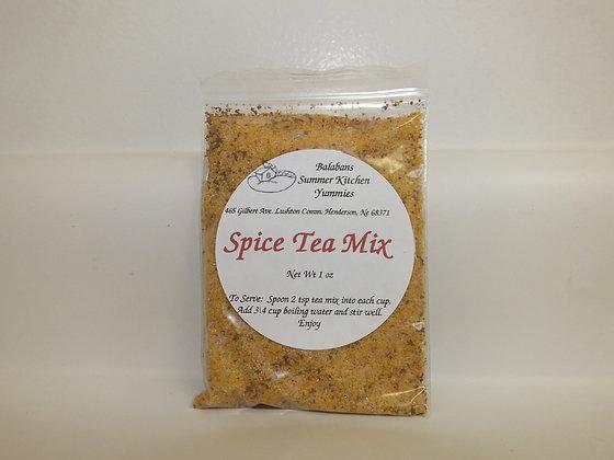 Spice Tea Mix - 4 servings