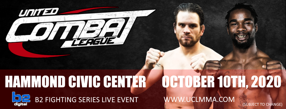UNITED COMBAT LEAGUE.10.10.20