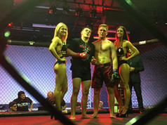 Reign MMA Ring Girls