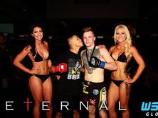 Eternal MMA Ring Girl