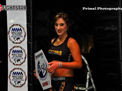 Fightstar Ring Girl