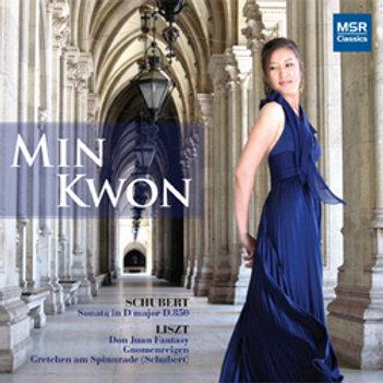 Schubert & Liszt (Min Kwon)