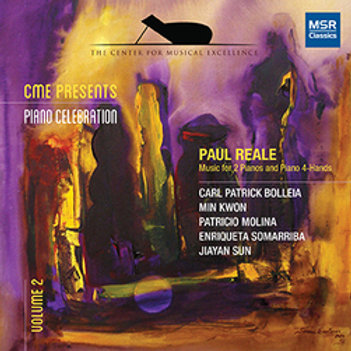CME Presents Piano Celebrations II: Paul Reale