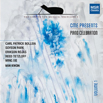 CME Presents Piano Celebration I