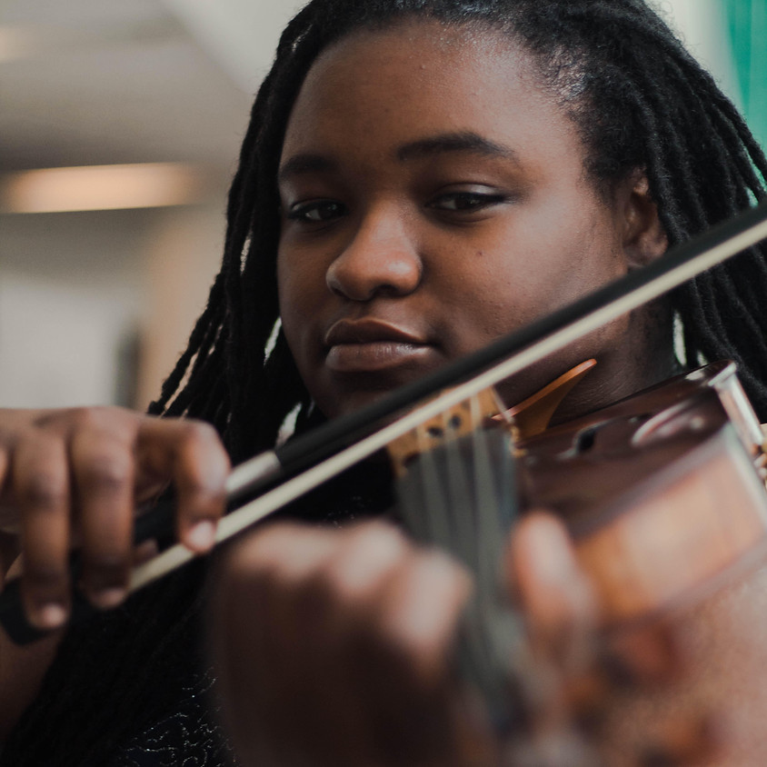 CME Classical Music Society 2021: Cameren Anai Williams, Viola