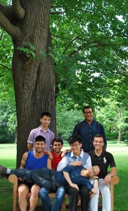 day 5 boys in garden palais auersperg (1