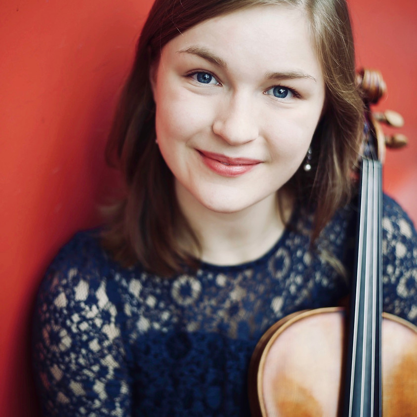 CME Classical Music Society 2021: Bethany Hargreaves, Viola