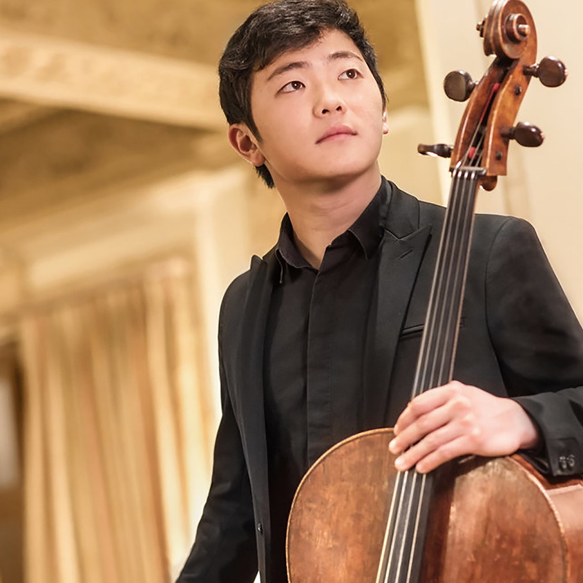 SOLD OUT! Brannon Cho, Cello at Carnegie Hall