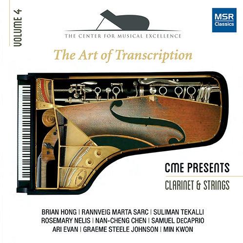 CME Presents: The Art of Transcription