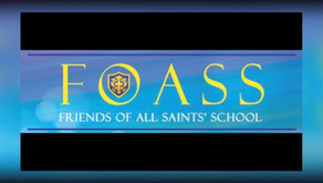 Thanks to Friends of All Saints' School Putney