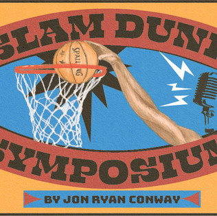 Logo for Slam Dunk Symposium Podcast