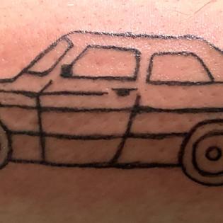 SAB900 Tattoo