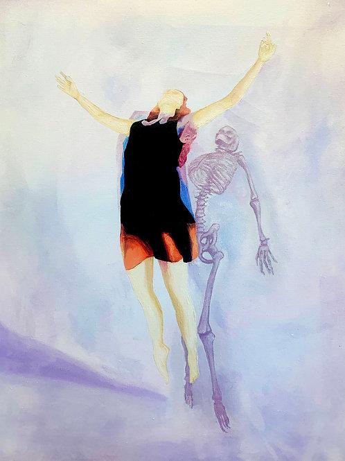 Etherial Endings - Oil Painting