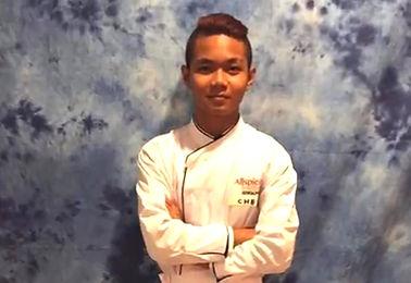 Chef Ming at Allspice