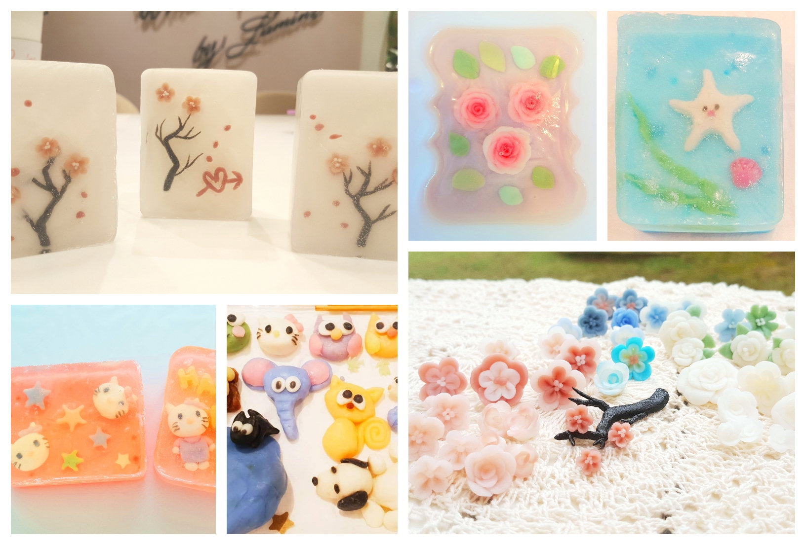 Soap Art Workshop