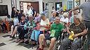 Caregiver support group