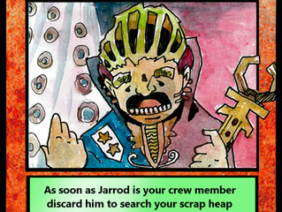 Can I get Scared Jarrod with Scared Jarrod?