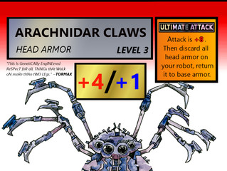 Does Arachnidar Claws and Ultimate Blast work together?