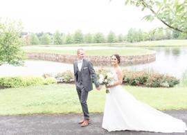 Cory + Kristen | Wedding | Dominion Valley Country Club | Manassas Baptist Church