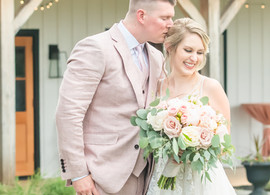 Buster + Hannah | Renback Barn Wedding