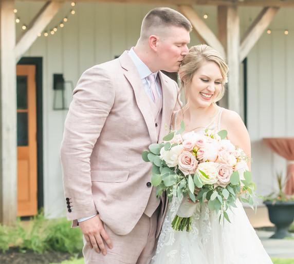 Buster + Hannah | Renback Barn Wedding