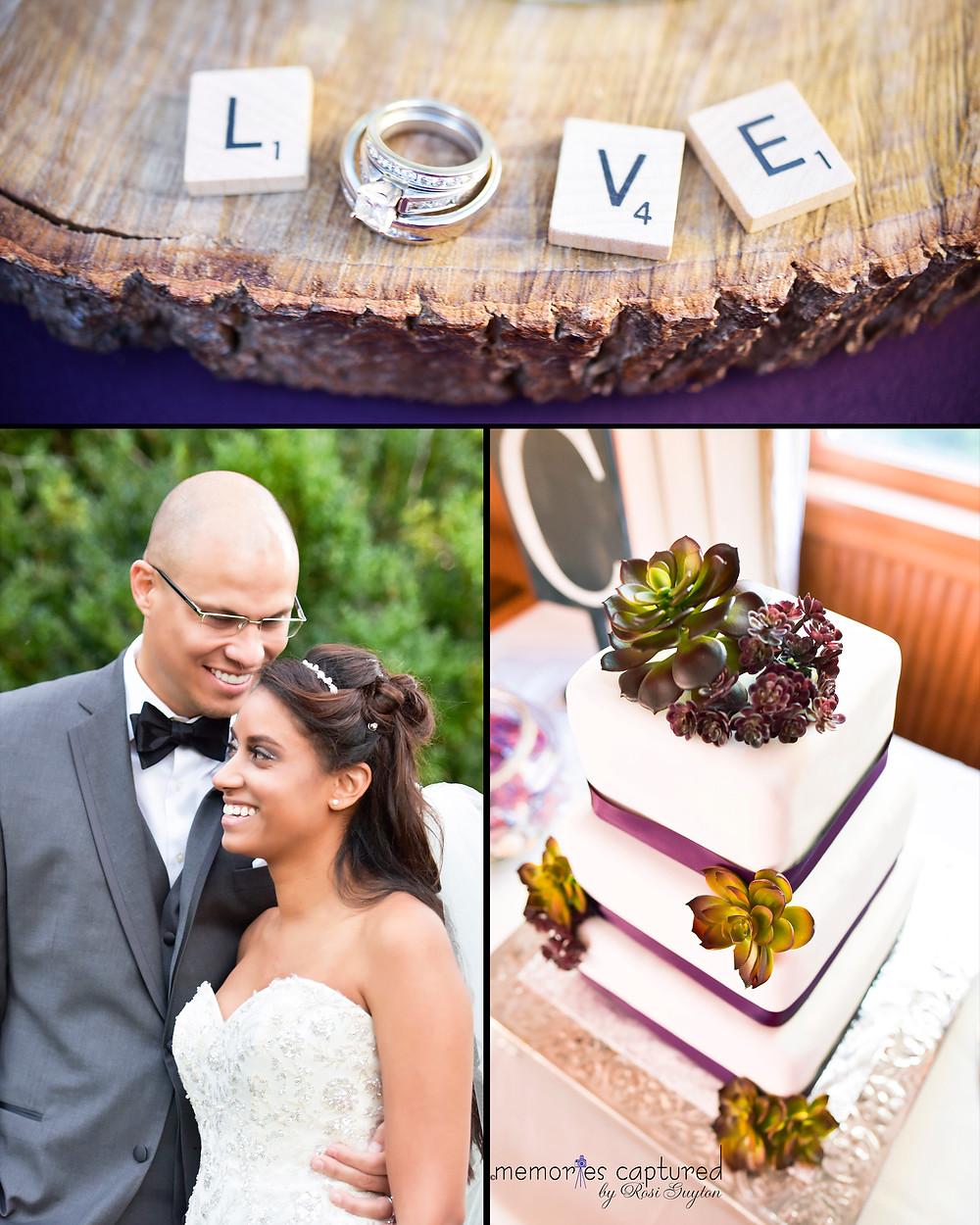 Wedding at Morven Park