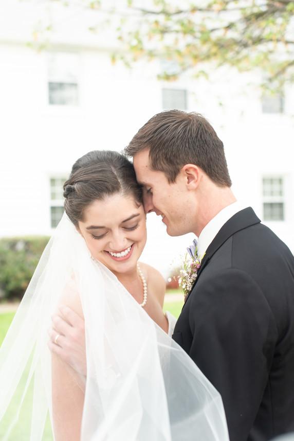 Historic Haymarket VA Wedding | James + Mackenzie