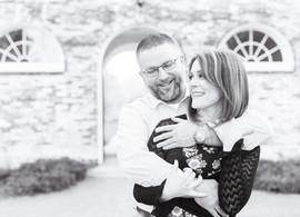 Paul + Melanie | Blandy Farm Engagement